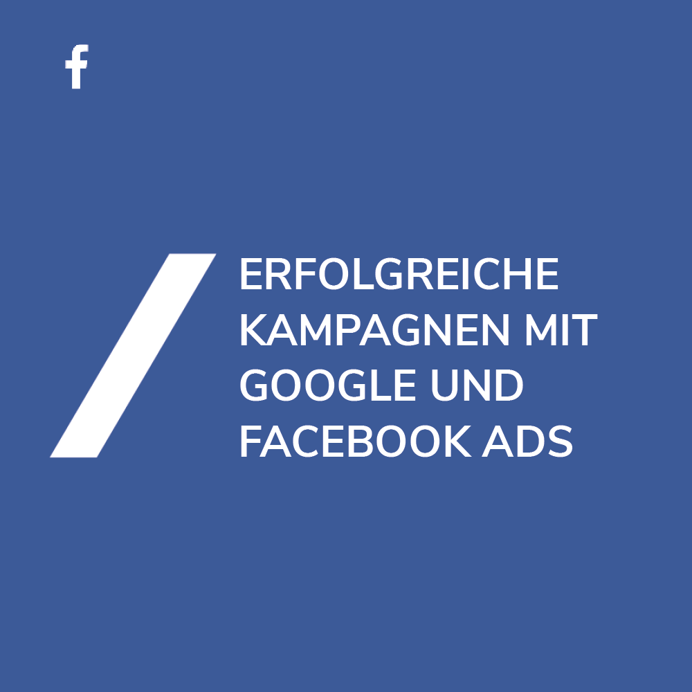 Google und Facebook Ads Reports