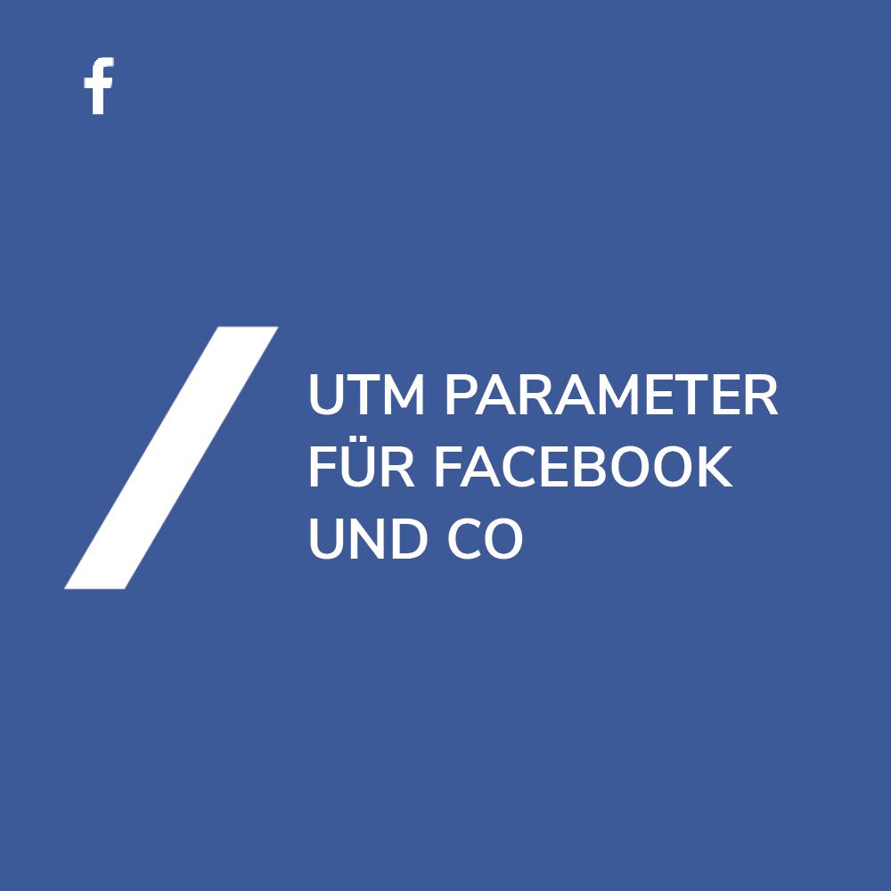 Facebook UTM Parameter