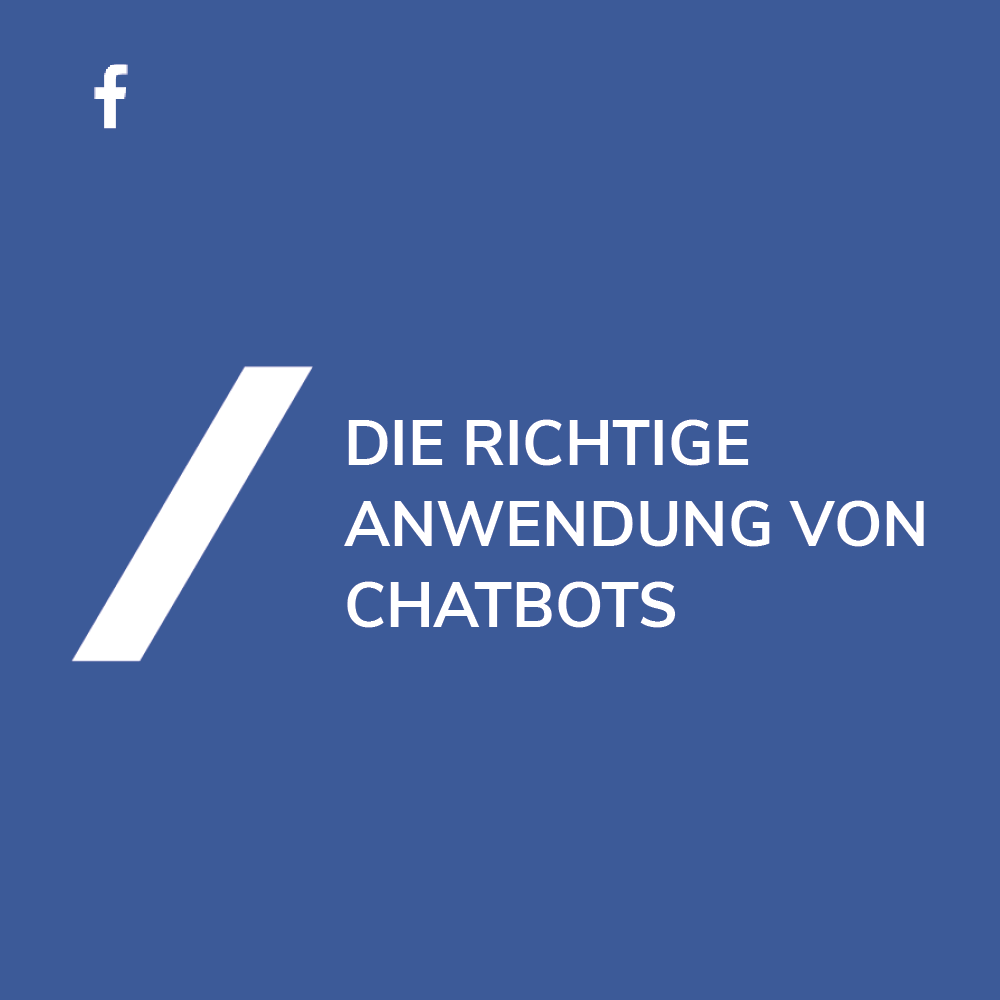 Facebook: Messenger Bots