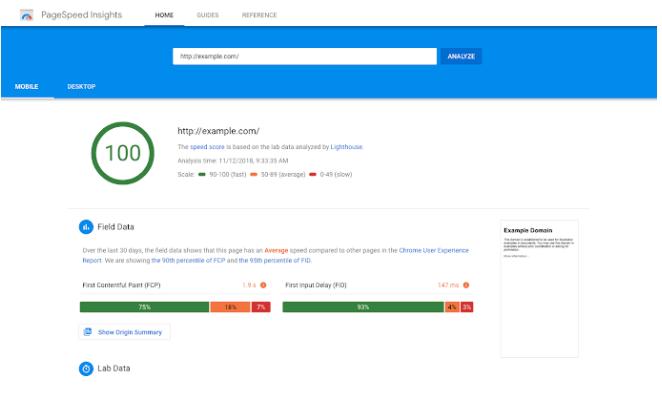 Onlineshop Performance verbessern