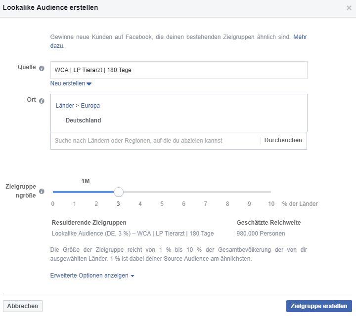 Facebook Full Funnel Marketing Awareness Phase