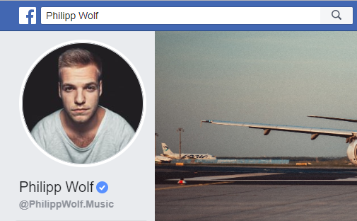 Facebook Philipp Wolf