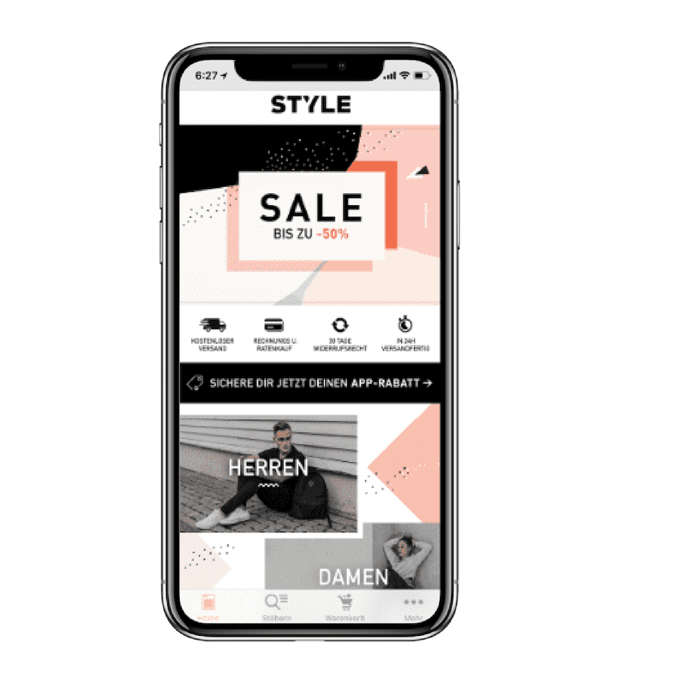 Shopgate Mobile App Marketing