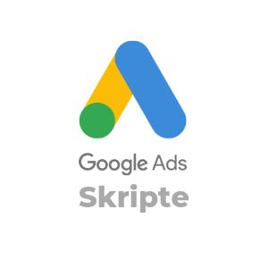 Google Ads Skripte