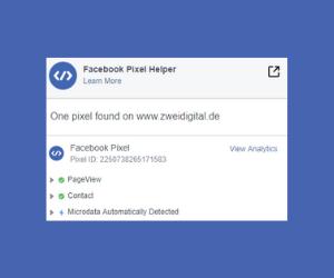 Facebook Event Einrichtung