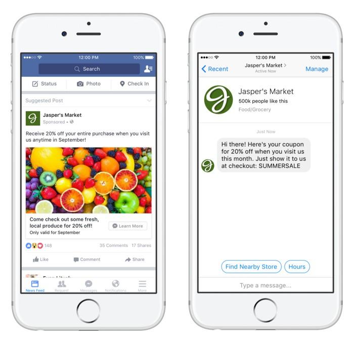 Facebook Messenger Bots einsetzen