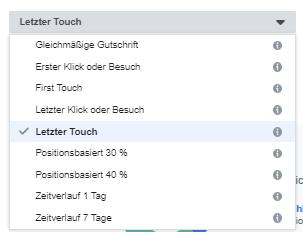 Touch Points und Conversion Pfade
