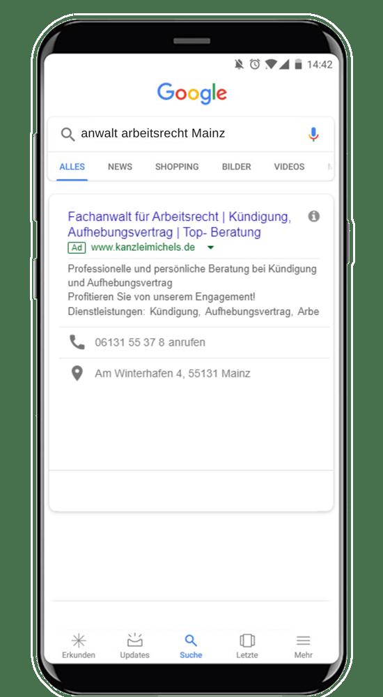 google ads agentur michels