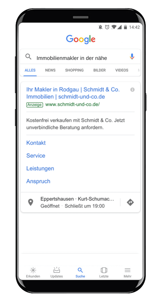 google ads agentur schmidt & co