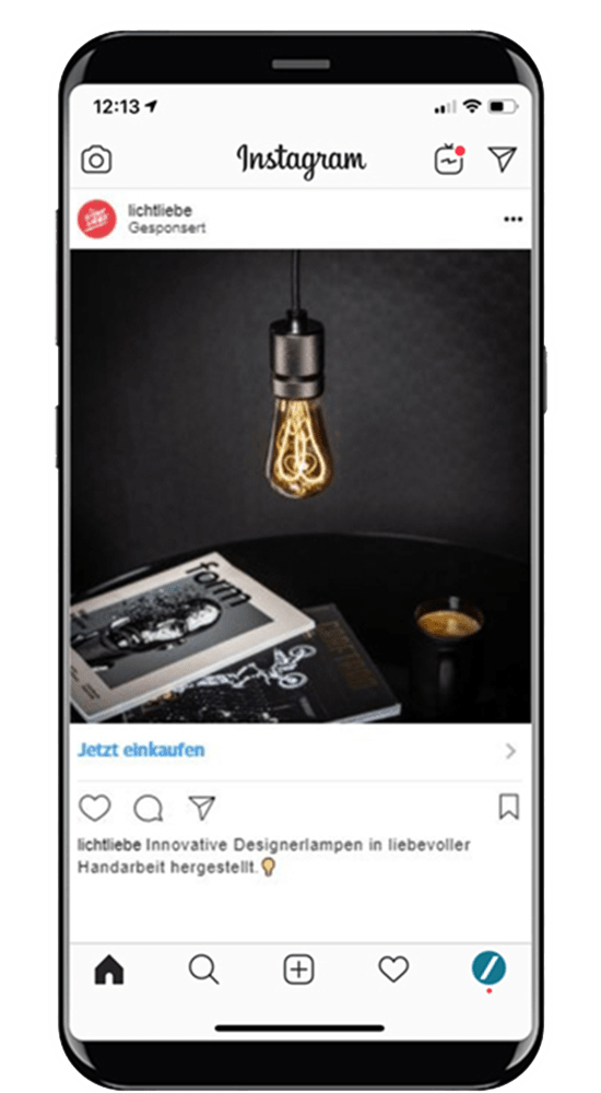 instagram agentur lichtliebe