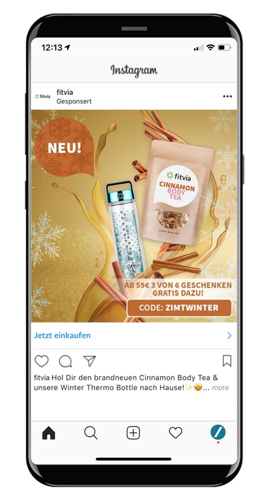 instagram agentur questlog