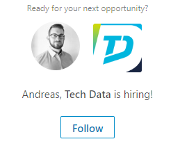 LinkedIn Follower Ad