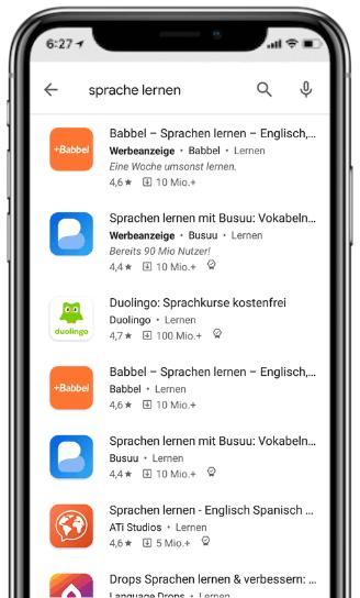 App Store Ranking verbessern