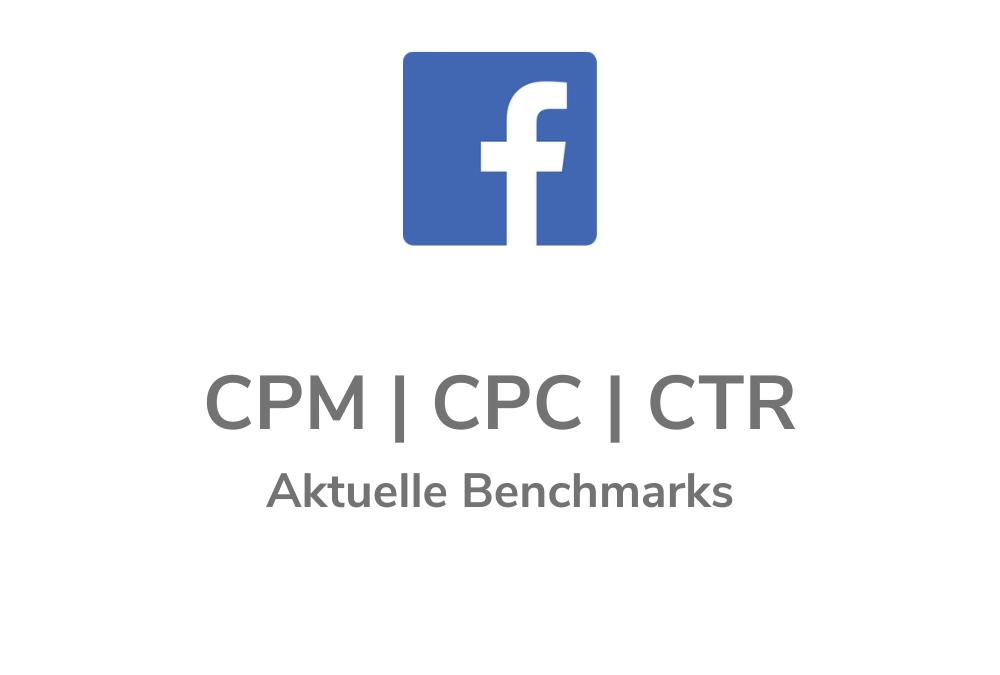 Facebook CPM, CPC, CTR