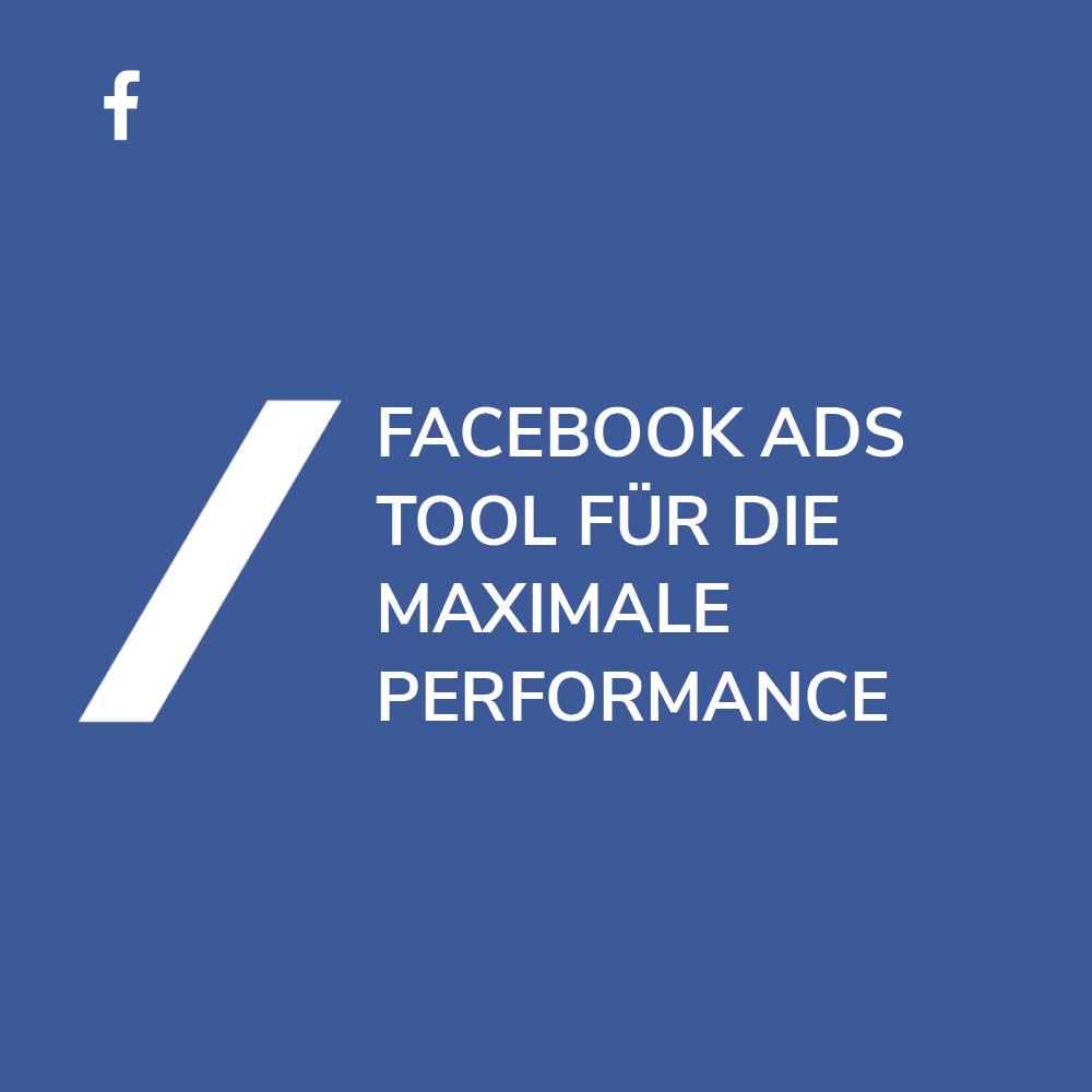 Facebook Ads Tools