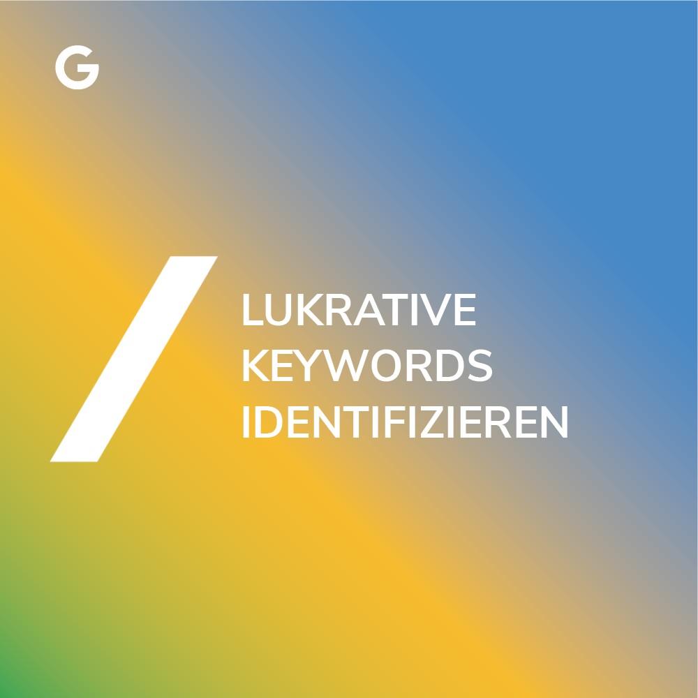Google Keyword Recherche