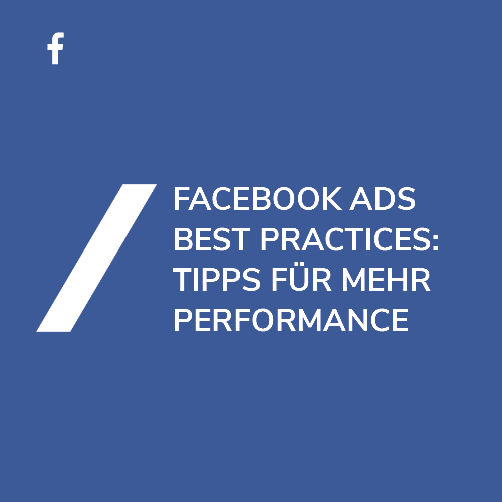 Facebook Ads Best Practices