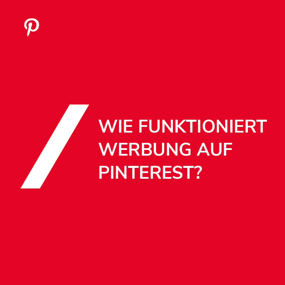 Alles über Pinterest Paid Ads