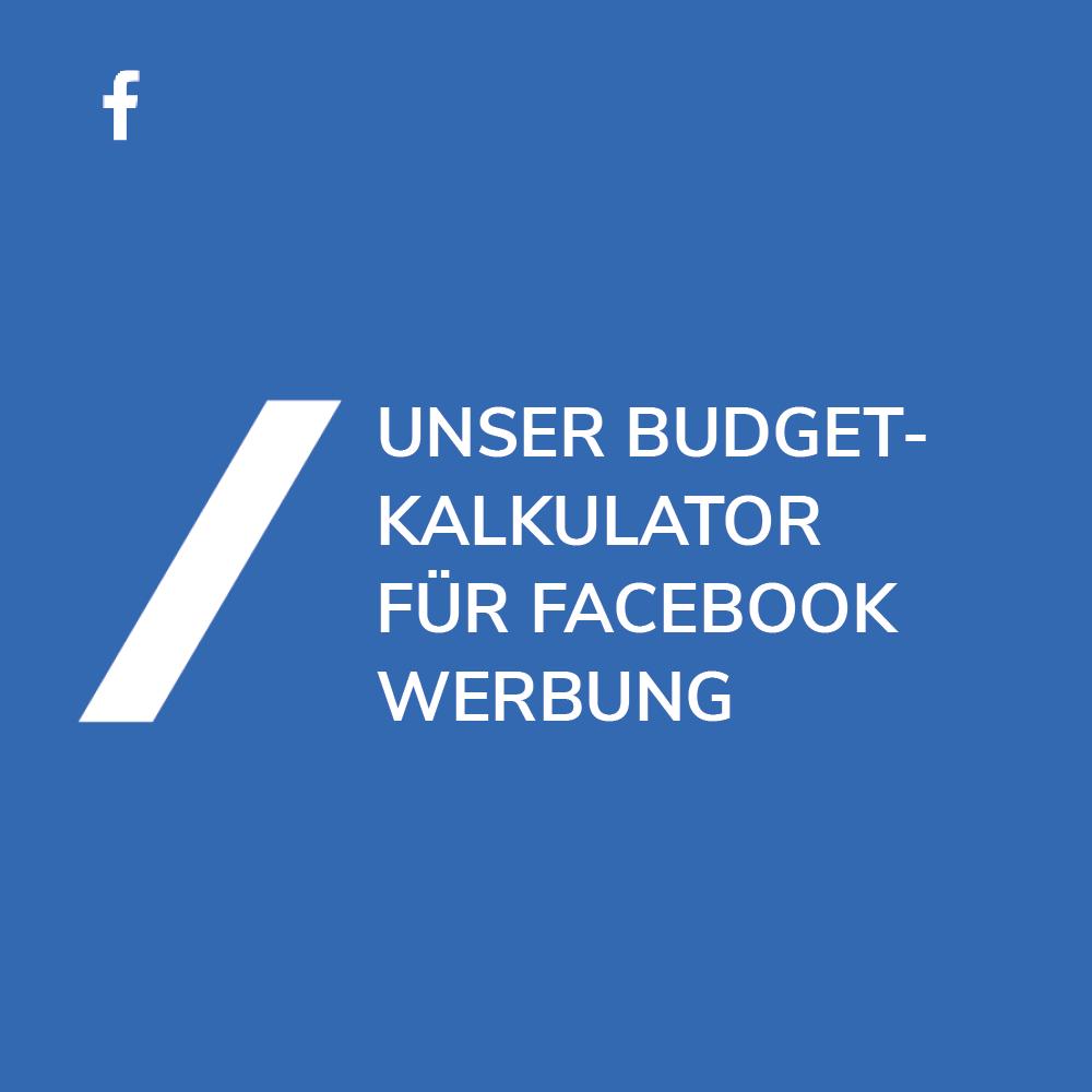 Werbebudget-Kalkulator