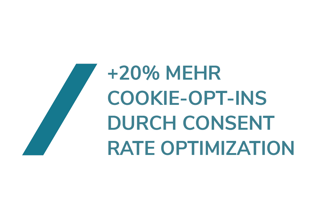 Cookie Opt In rate erhöhen