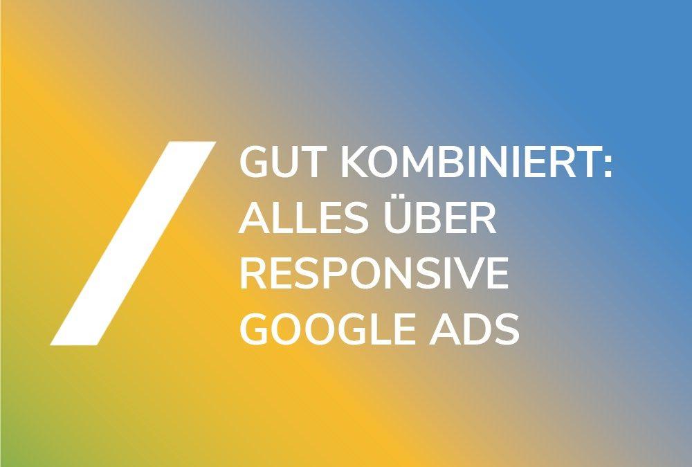Google responsive Suchanzeigen