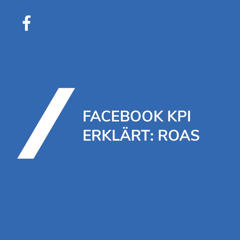 Facebook ROAS