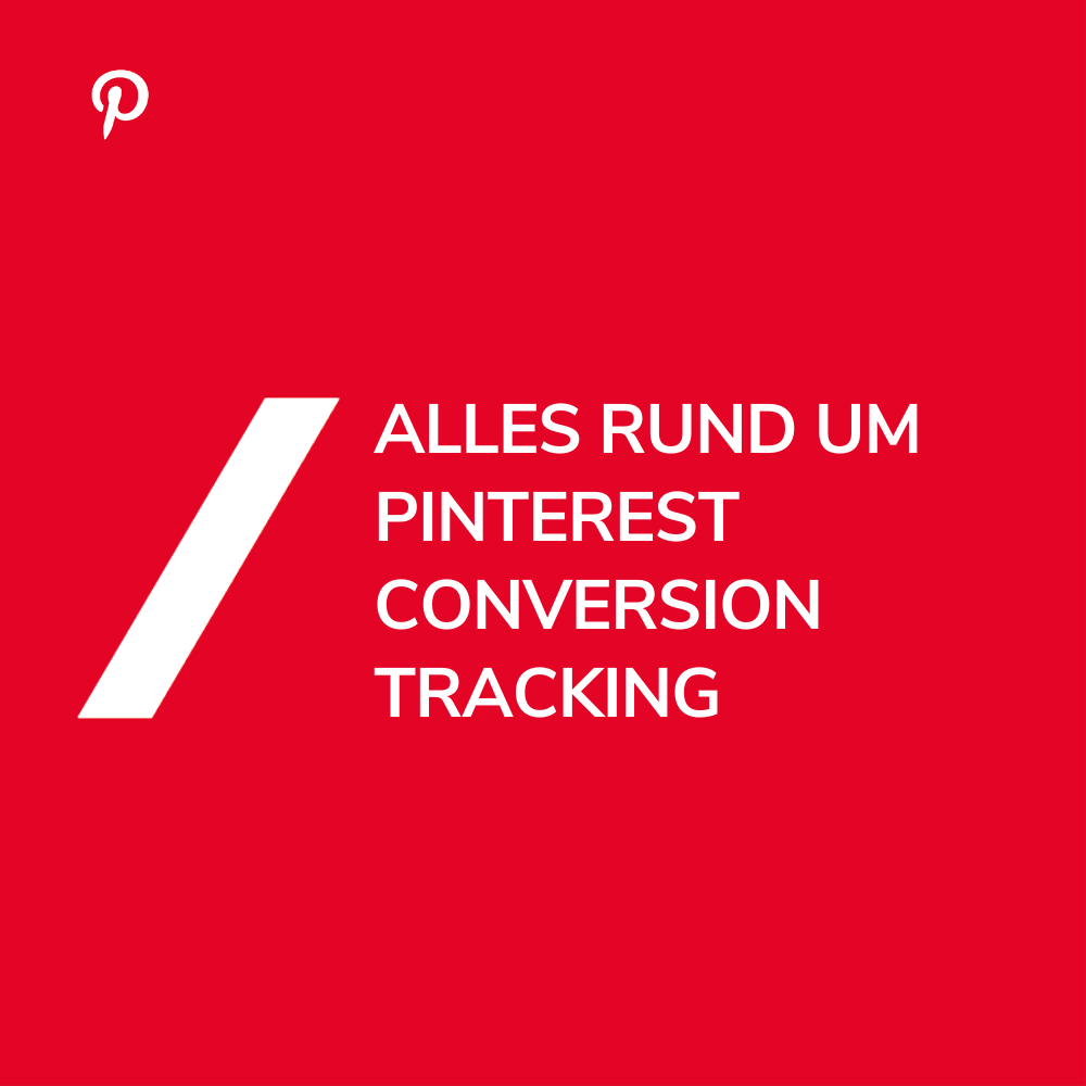 Pinterest Tag Conversion Tracking