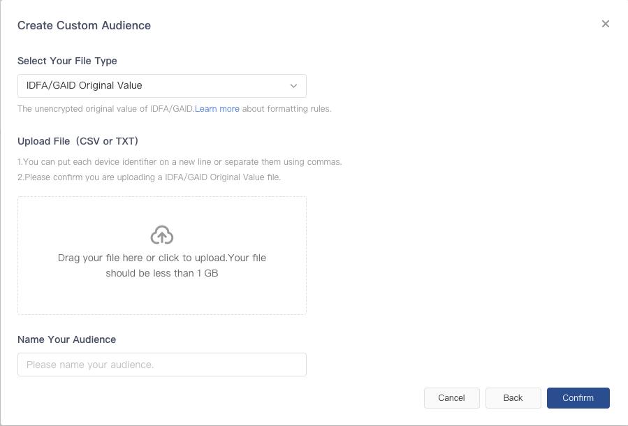 TikTok Kundenliste CSV TXT Format