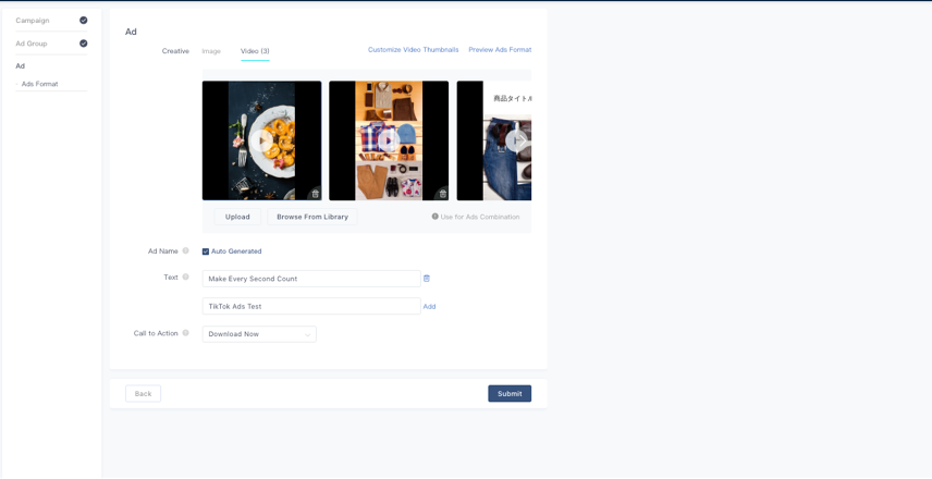 TikTok Customize Video Thumbnails