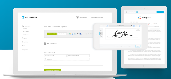 hellosign_Electronic Signatures