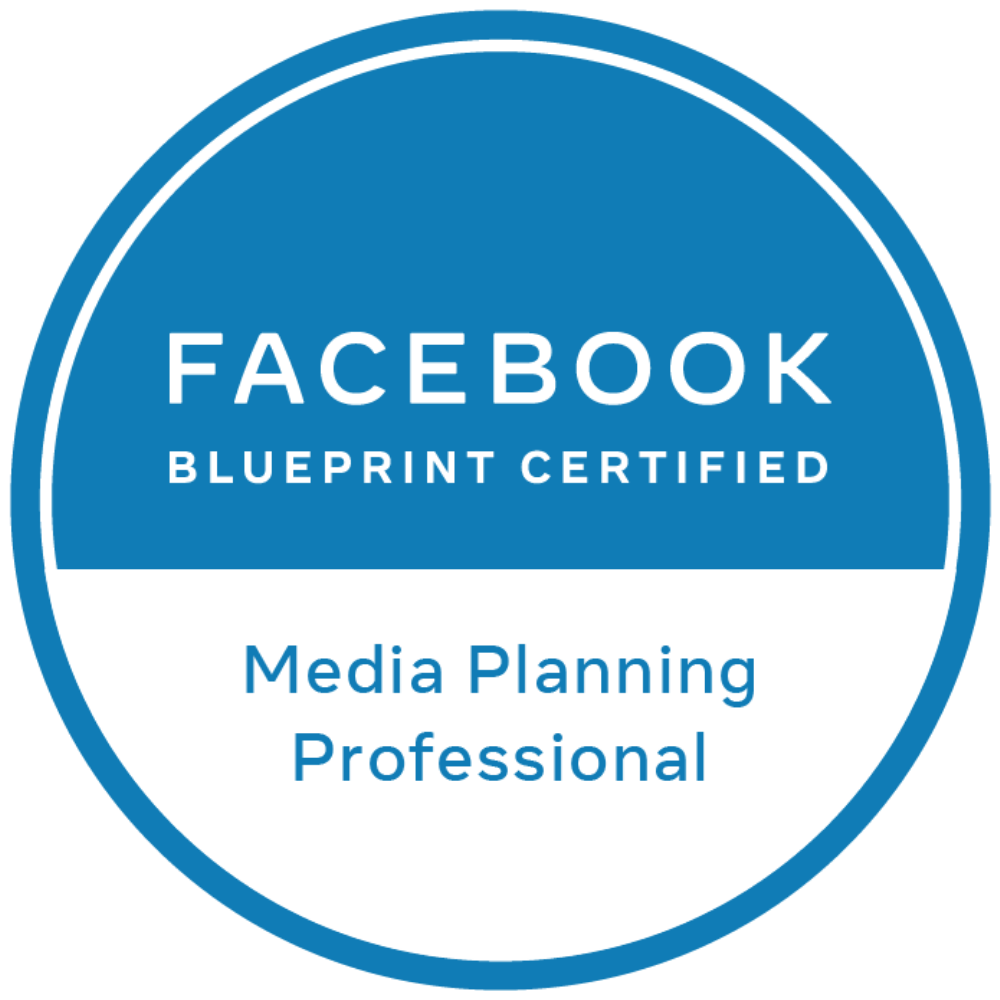 facebook blueprint creative strategy professional