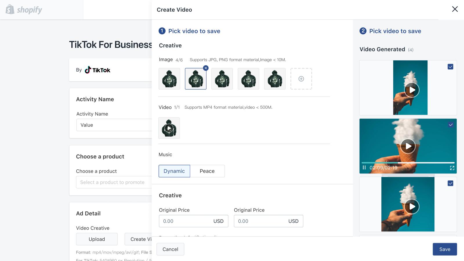 Shopify Integration TikTok Shop