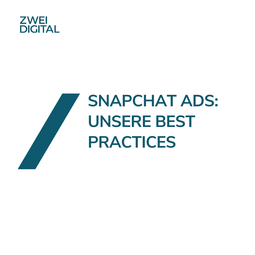 Snapchat Ads Best Practices