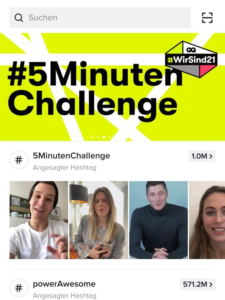 tiktok branded hashtag challenge