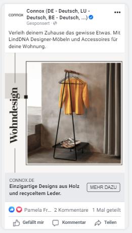 Instagram Werbung kennzeichnen